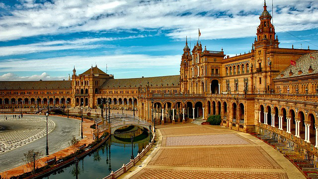 Bezienswaardigheden in Sevilla