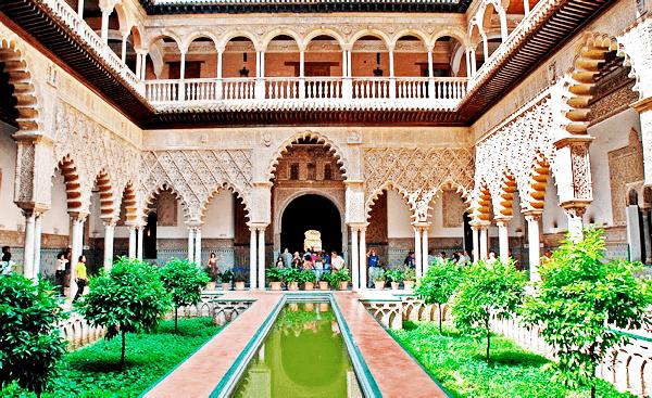 Alcazar Real de Sevilla
